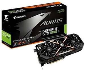 Carte Graphique Aorus GeForce GTX 1080 Ti Xtreme Edition 11G