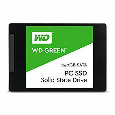 """SSD 2.5"""" Western Digital WDS240G1G0A -  240 Go"""