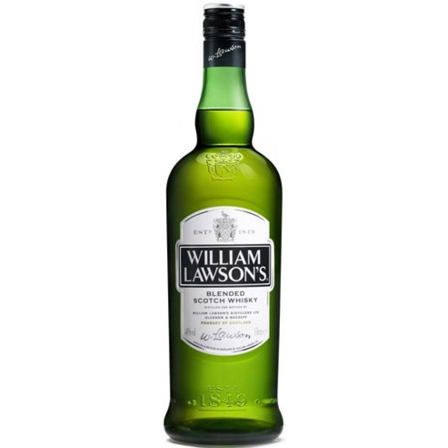Bouteille de Whisky William Lawson 1L (avec 6.52€ sur la carte)