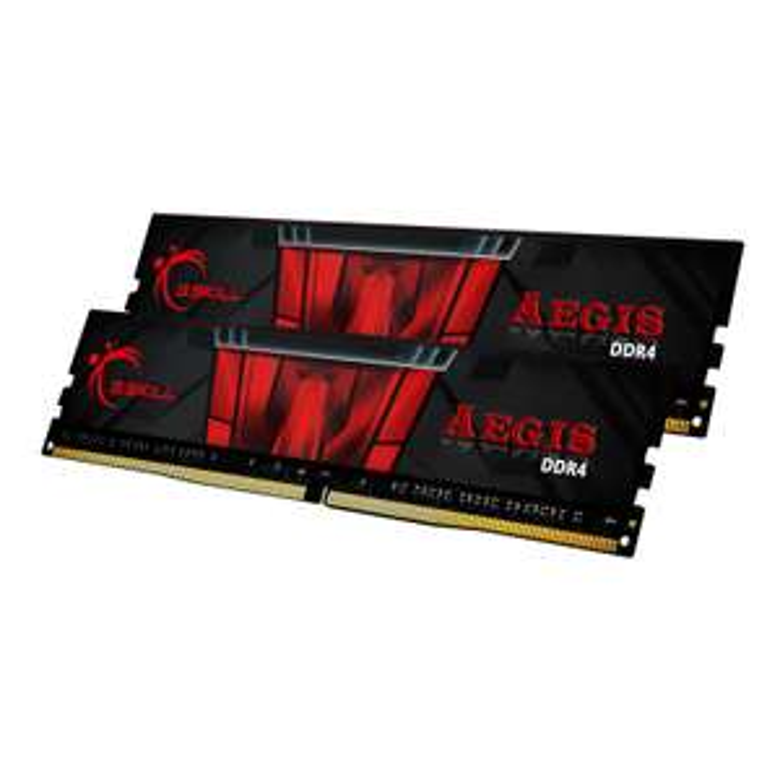 Mémoire RAM G.Skill Aegis 16 Go (2 x 8 Go) DDR4 3000 MHz CL16