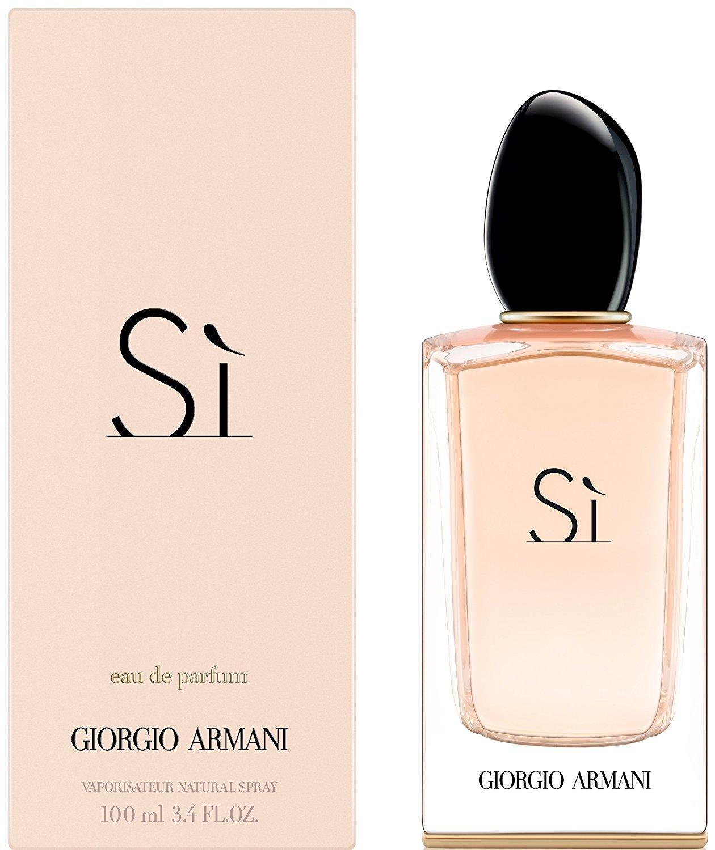 Eau de parfum pour Femme Giorgio Armani SÌ - 100 ml