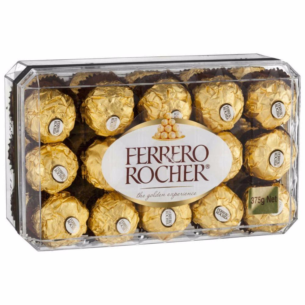 2 boîtes de Ferrero Rocher - 375g