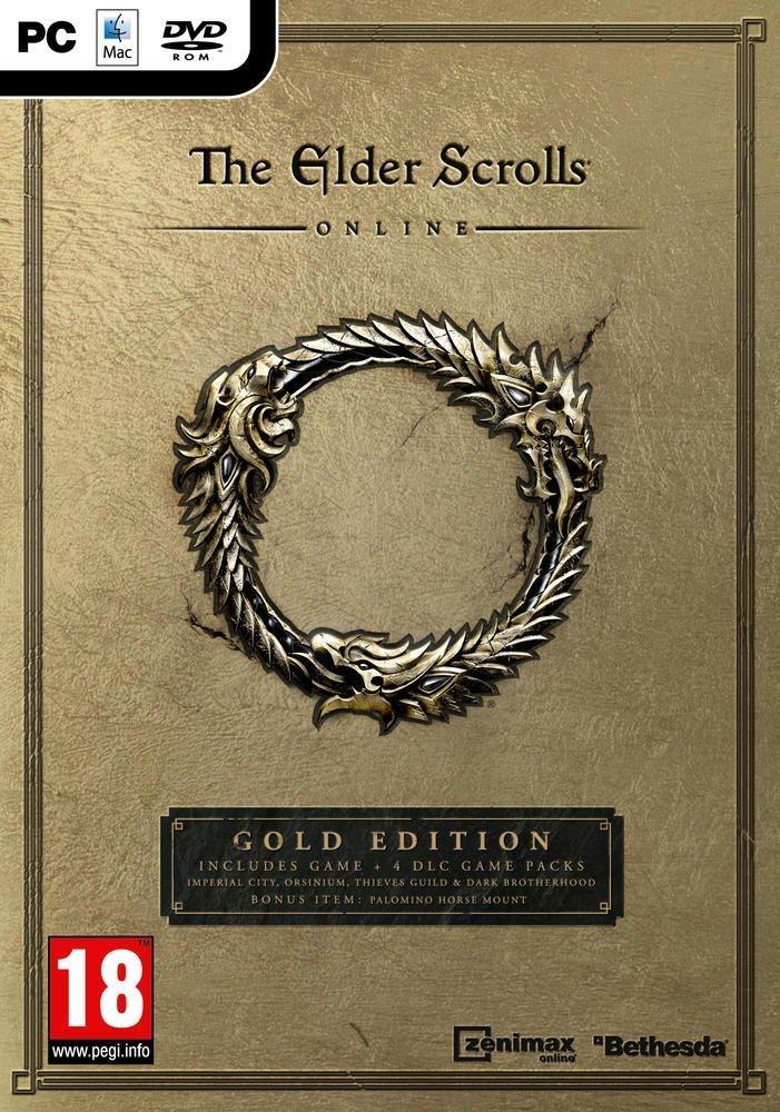 The Elder Scrolls Online: Gold Edition sur PC - MAC