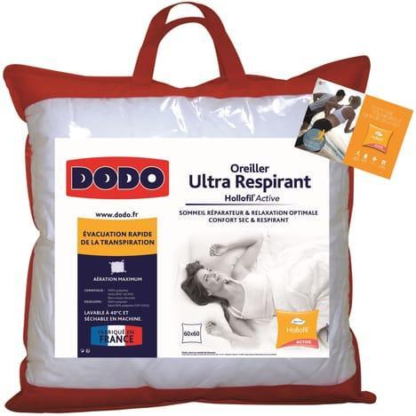Oreiller Ultra Respirant Dodo