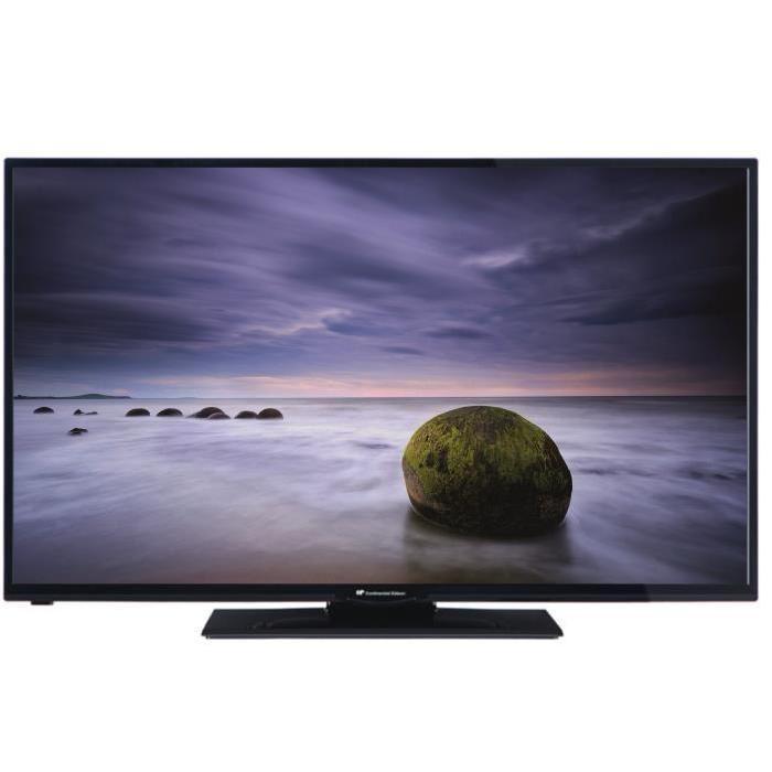 "TV 39"" Continental Edison CELED39S0117B3 - Full HD, LED, Smart TV"