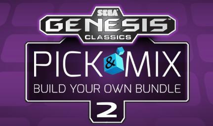 Bundle jeux Sega sur PC (Dématérialisés - Steam) - 3 pour 1.25€, 10 pour 2.49€, 20