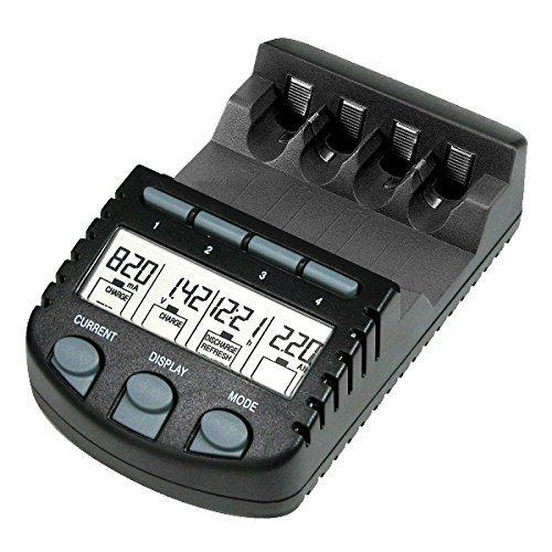 Chargeur de piles La Crosse Technology RS700