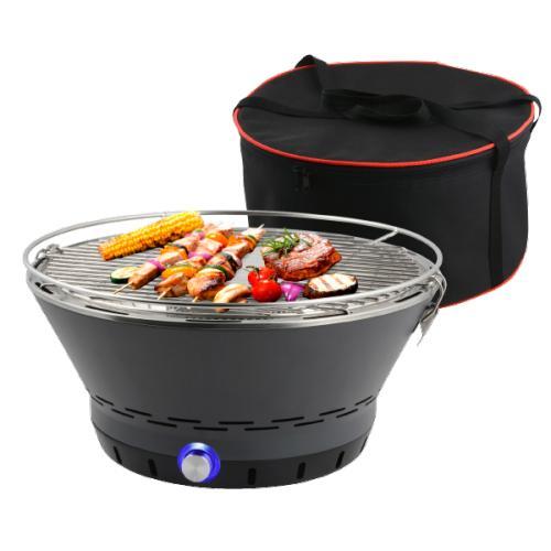 Barbecue portable ventilé