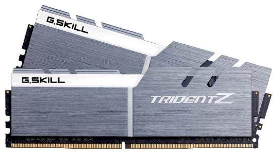 Kit Mémoire G.Skill Trident Z 16 Go (2 x 8Go) - DDR4, 3200MHz, CL14