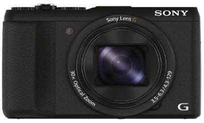 Appareil Photo Numérique Compact Sony DSC-HX60B Noir - 20,4MP, Zoom Optique 30x,