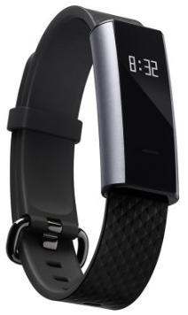 Bracelet connecté Xiaomi Amazfit A1603 compatible Android / iOS - Noir