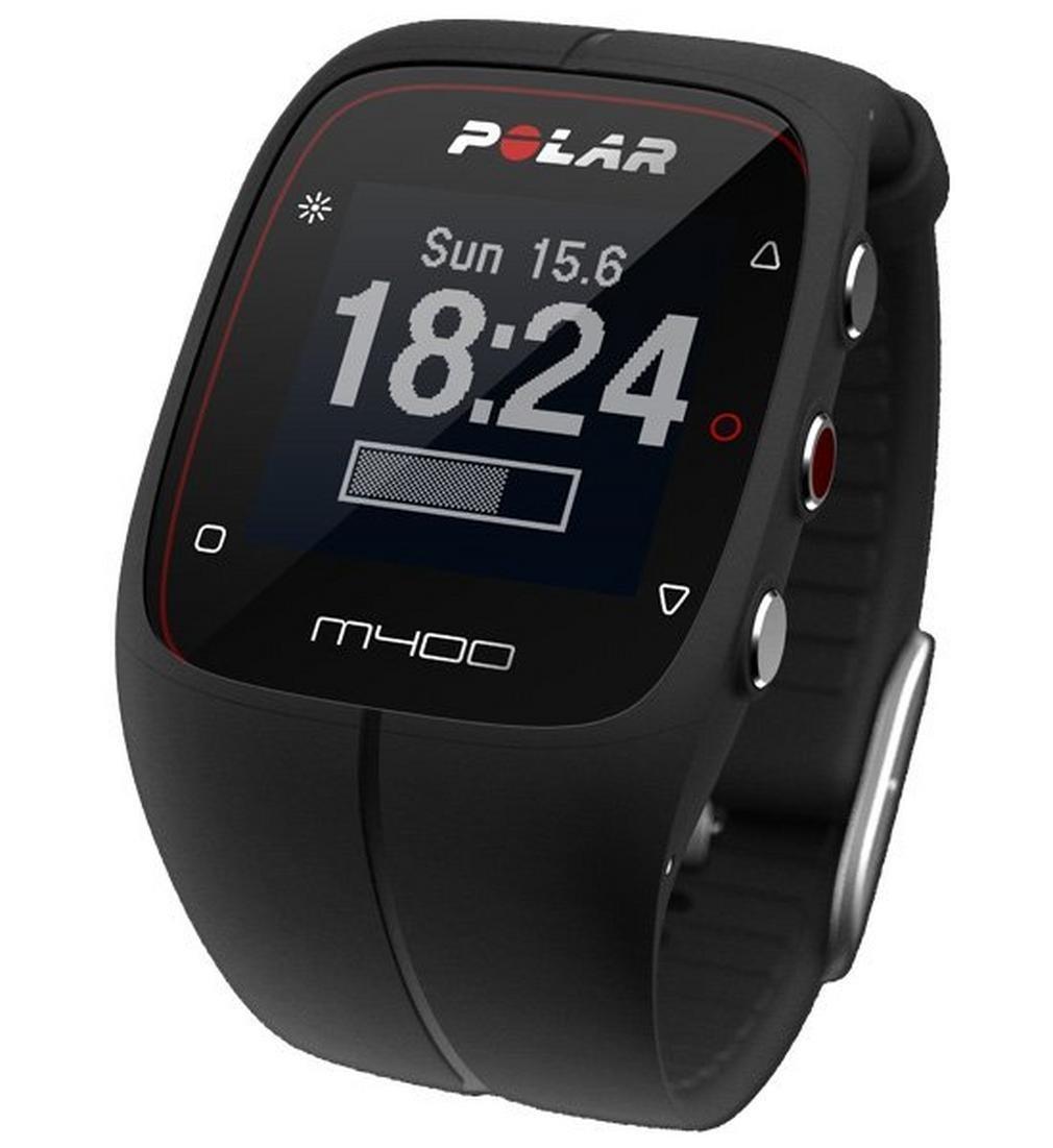 Montre Cardio/GPS Multisport Polar M400 - Noir