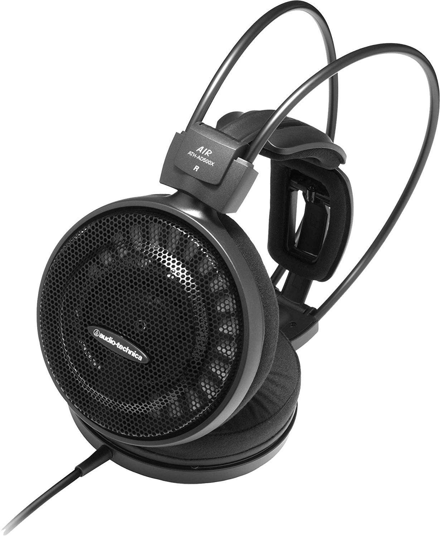 Casque circumaural ouvert Audio-Technica ATH-AD500X