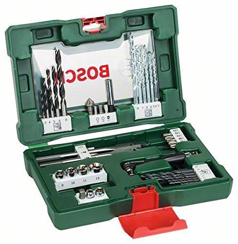 Coffret d'outils de perçage / vissage Bosch V-Line - 41 pièces