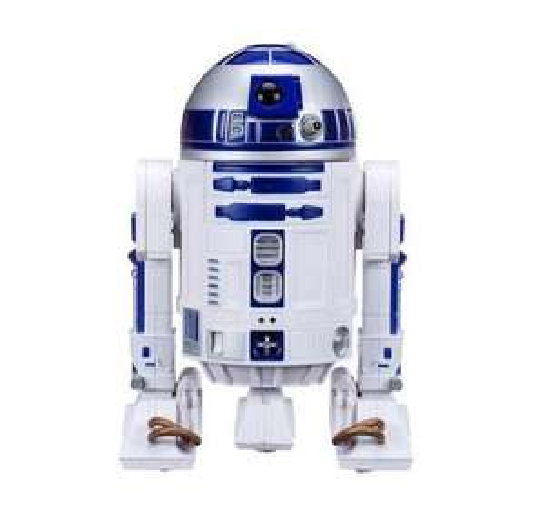 50% de remise sur une sélection de jouets Star Wars - Ex: Figurine interactive Star Wars Smart R2-D2