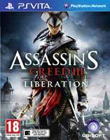 Assassin's Creed Liberation sur PS Vita