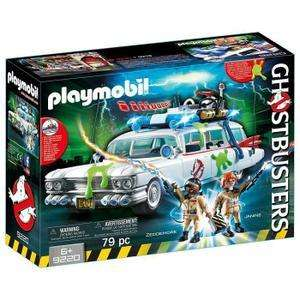 Voiture Playmobil 9220 - Ghostbusters Edition Limitée