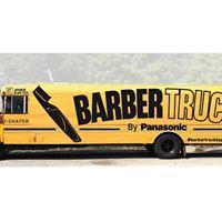 Tailler sa barbe avec Barber Truck By Panasonic chez Darty (Darty Beaugrenelle, République,  Ternes, Madeleine, Montorgueil (75), Bondy (93)
