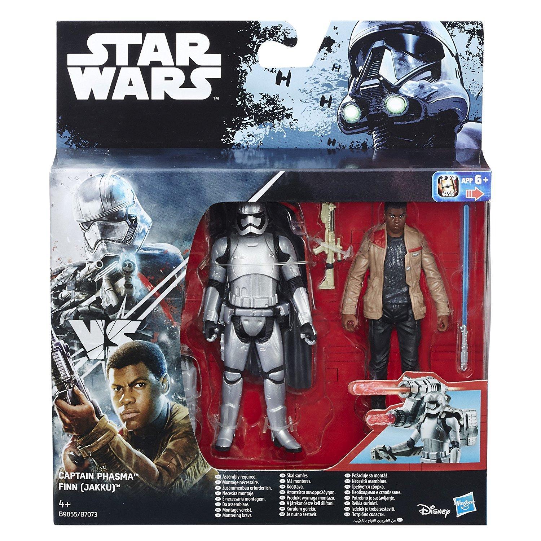 Pack de 2 Figurines Star Wars  Rogue One 10 cm, Modèle Aléatoire