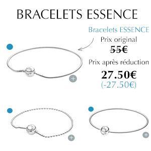Jusqu'à 50% de réduction sur votre Bracelet dès 89€ d'achat -Ex: Bracelet Essence