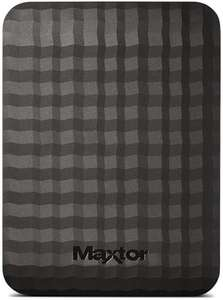 "Disque dur Externe 2.5"" USB 3.0 Maxtor M3 - 4 To"