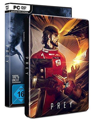 Prey + Steelbook sur P.C. ou XBOX One