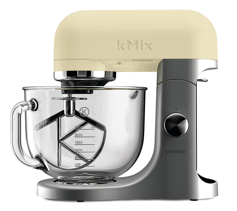 Robot de cuisine Kenwood kMix KMX52G - Crème, 5L, 500W