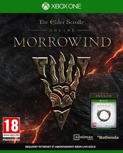 The Elder Scrolls Online : Morrowind sur Xbox One et PS4