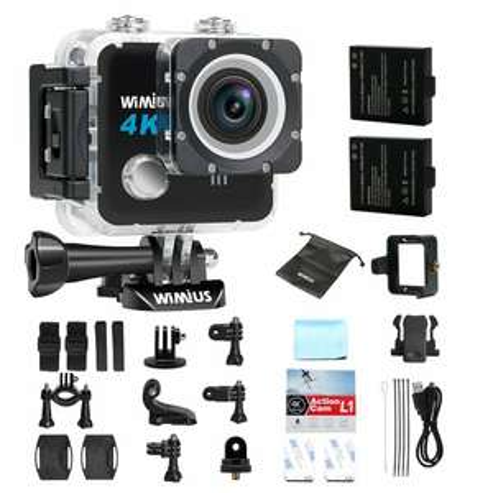 Caméra sportive WiMiUS L1 - 4k