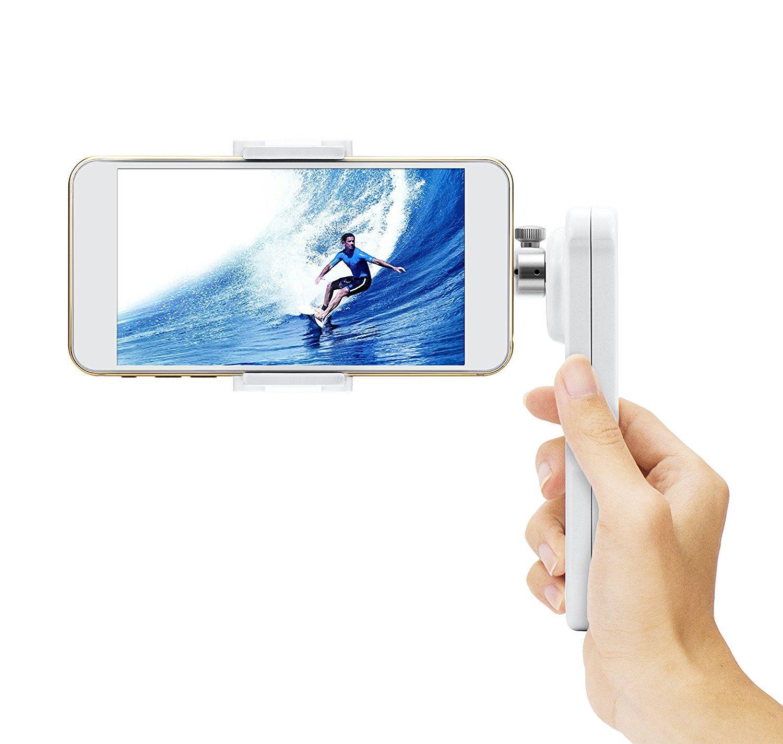 """Stabilisateur 2 axes X-Cam Sight2 pour smartphone (jusqu'à 5.5"""")"""