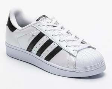 Sélection de chaussures Adidas en promo - Ex : Chaussures basses Superstar Adidas
