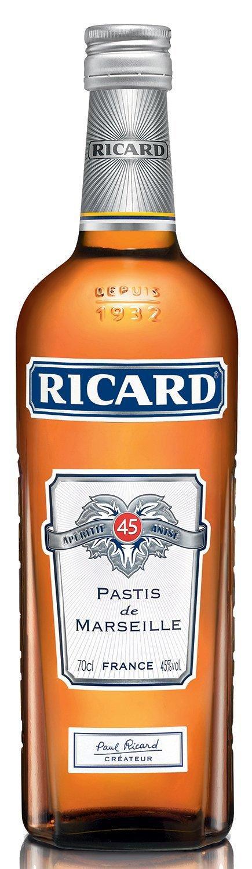 Bouteille de Pastis Ricard - 70cl