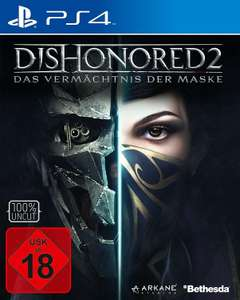 Dishonored 2 - Day One Edition sur PC et PS4