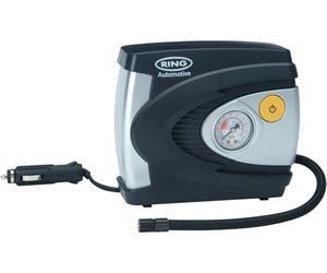 Compresseur électrique RING RAC610 - 12 V (via 9.95€ sur la carte fidélité)
