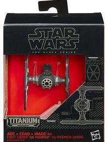 Sélection de Véhicules miniatures Star Wars Black Series