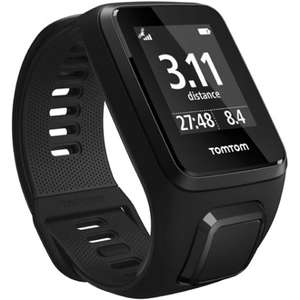 Montre de Fitness TomTom Sports Spark 3 Noir compatible iOS / Android  - Taille L