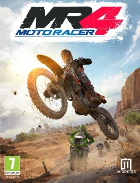 Moto Racer 4 gratuit sur PC et Mac (Dématerialisé - Steam)