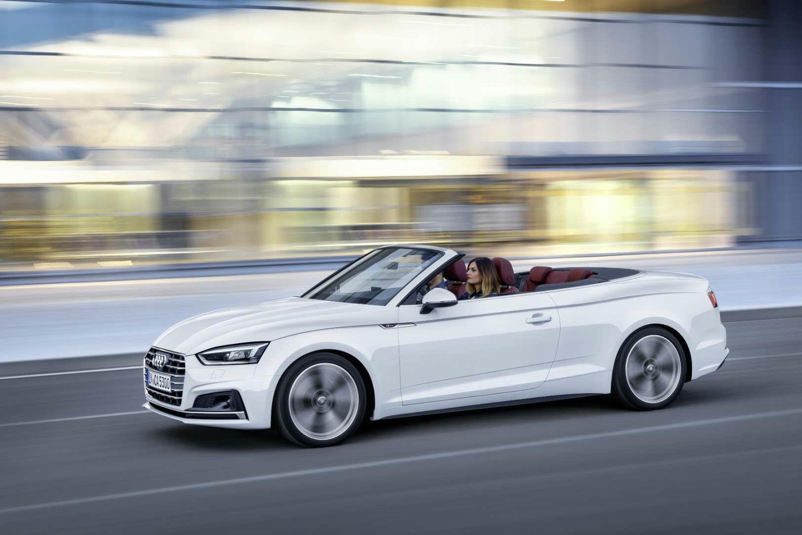 Sélection de voitures Audi en promotion - Ex : Audi A5 Cabriolet V6 (Occasion, sans garantie)