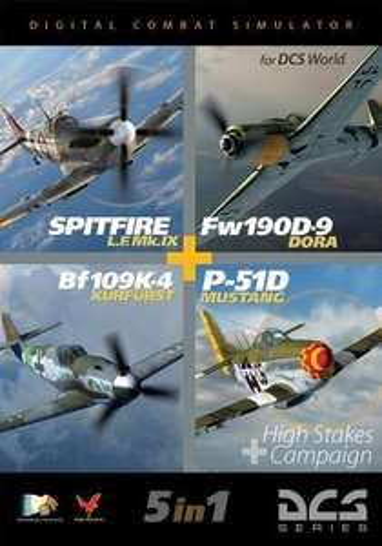 Pack de 5 Modules d'avions