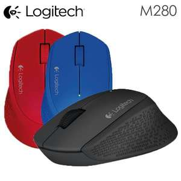 Souris sans fil Logitech M280 - 2.4 GHz