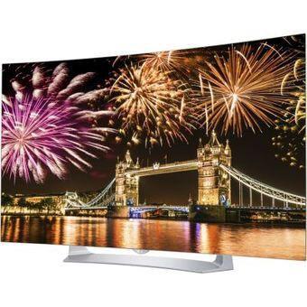 """TV 55"""" LG 55EG910V - Oled, FullHD, 3D, Incurvé"""