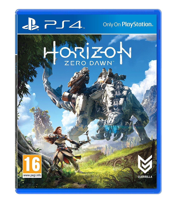 Horizon: Zero Dawn sur PS4 (en Anglais)