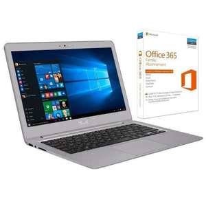 "PC Portable 13,3"" Asus ZenBook UX330UA-FC179T - Full HD, i5-7200U, 8 Go RAM, 256 Go SSD, Windows 10 + Office 365 offert"