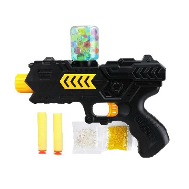 Pistolet à billes d'eau + 2000 billes