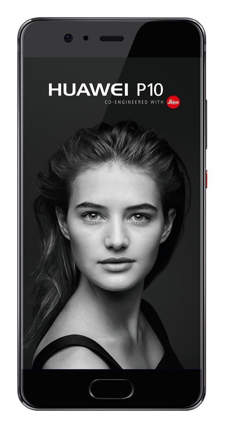 """Smartphone 5.1"""" Huawei P10 - 64 Go, Graphite Noir"""