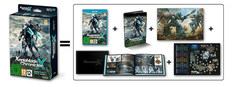 Xenoblade Chronicles X - Edition limitée sur Wii U