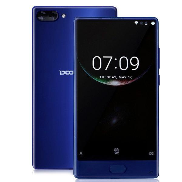 """[Précommande] Smartphone 5.5"""" Doogee Mix - Écran HD Super Amoled, 4 Go RAM, 64 Go ROM, 4G (avec B20)"""