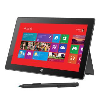 "Tablette tactile Microsoft Surface Pro 10.6"" 128 Go"