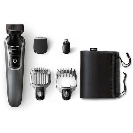 Philips Multigroom series 3000 - QG3334/15 Tondeuse barbe et cheveux 5 en 1