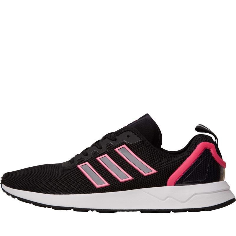 Baskets Adidas ZX Flux ADV (plusieurs tailles disponibles) rose et noir